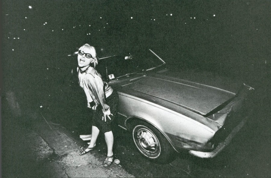 Беспечные ездоки. Транспортные средства рок звёзд.