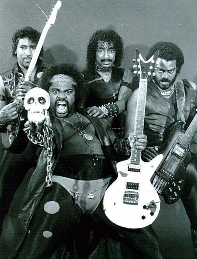 Юмор в рок музыке.