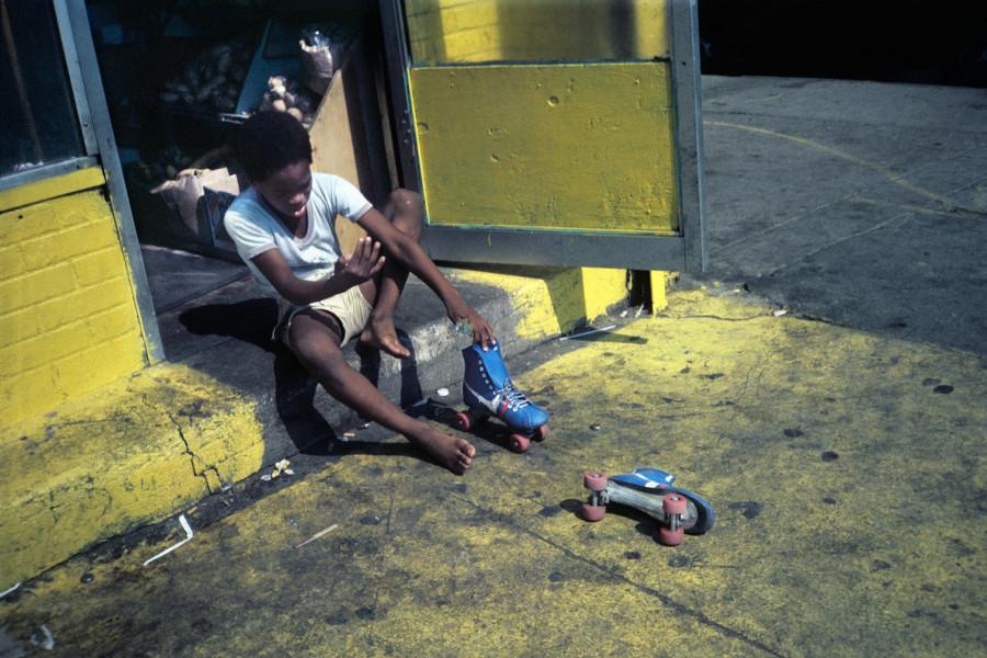 Страх и ненависть в Нью-Йорке 70-х годов.