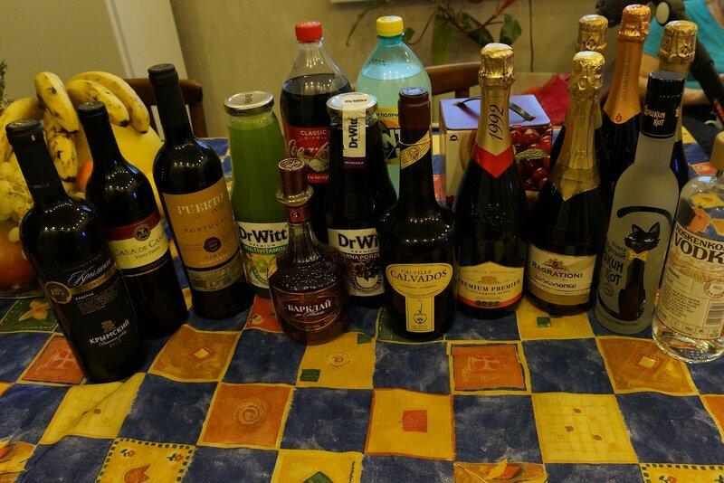 Чего будем пить в новогоднюю ночь?