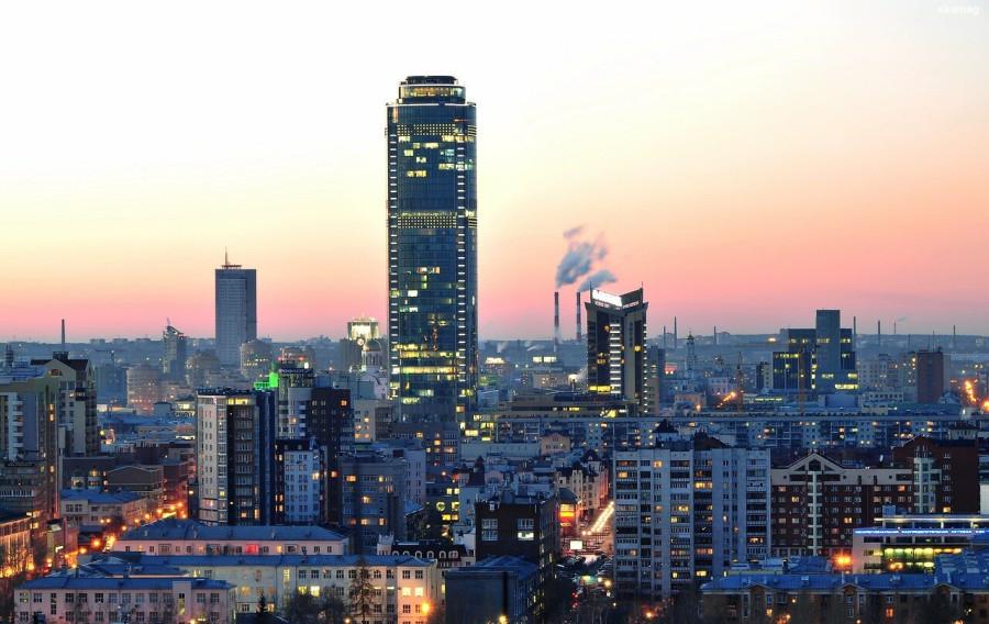 Топ небоскрёбов России за пределами Москвы на 2020 год.