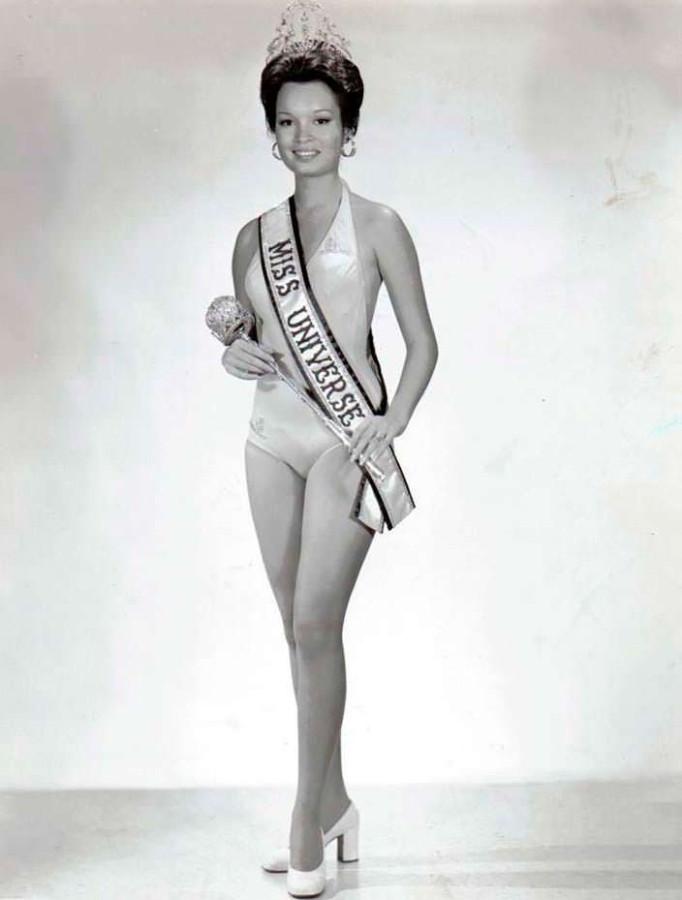 Мисс Вселенная. Рок-н-рольные 60-е и 70-е.