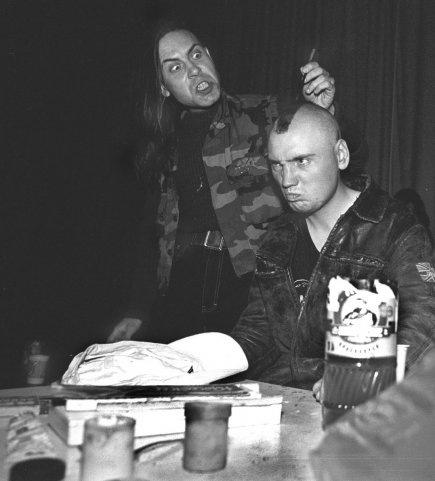 Все лица русского панк рока. (Часть 2)
