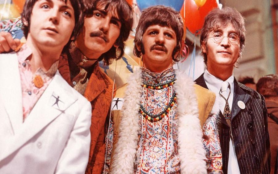 Величайшая рок группа в фотографиях.