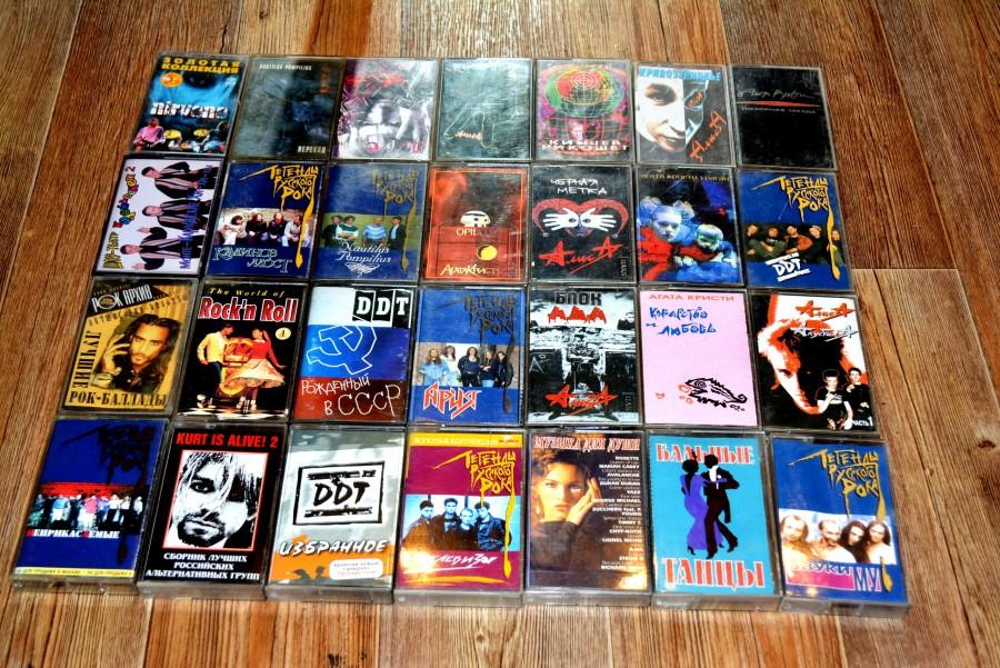Когда были записаны лучшие альбомы русского рока. В 80-е или в 90-е?