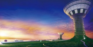 Город-башня