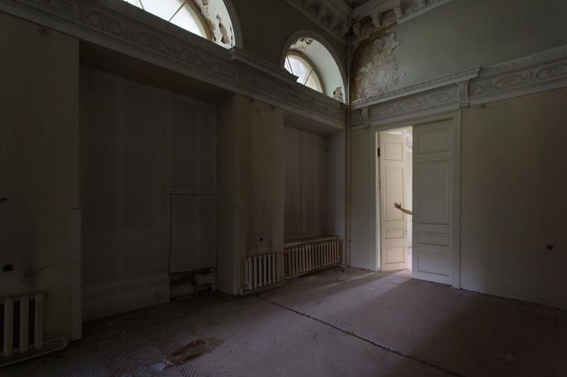 фото изнутри усадьбы генерала никитина