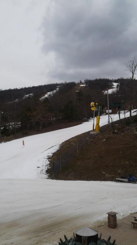 Один мой день лыжный день