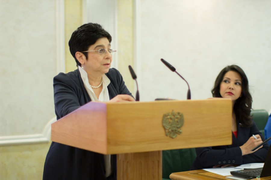 Мария мамиконян: ювенальные меры в россии нацелены на незащищенные слои населения