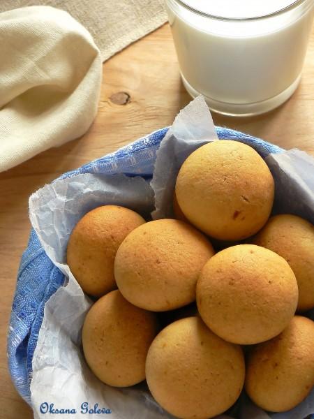 рецепт печенья с манкой