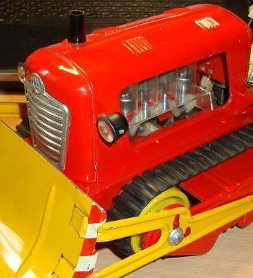 трактор ГДР
