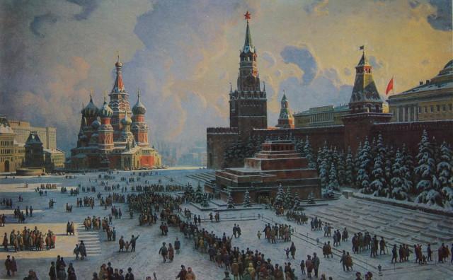 23 декабря красная площадь: