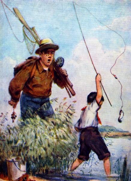 А.Головастов Рыболовы,1956