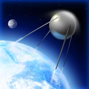 Первый-искусственный-спутник-Земли
