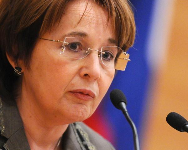 Оксана Дмитриева, Справедливая Россия, Санкт-Петербург, изгнание