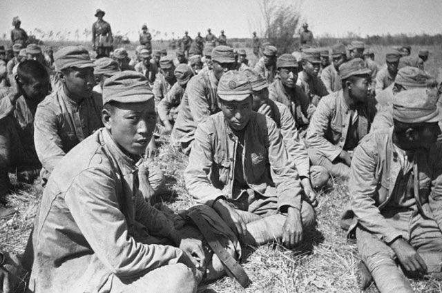 Секс японские солдаты