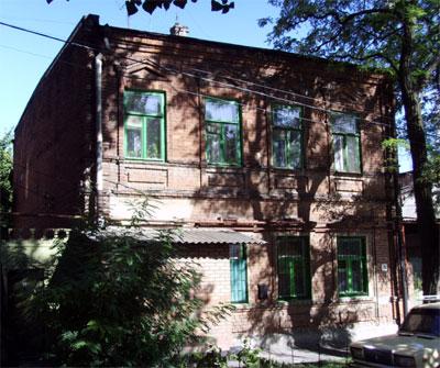 Дом в Нахичевани-на-Дону
