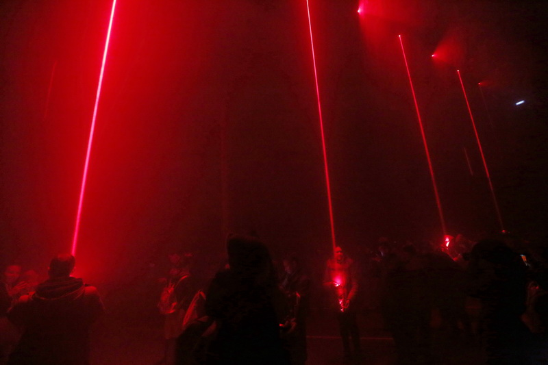 Интервалы в световой жизни Нижнего (фестиваль Intervals, Нижний Новгород, апрель 2019) -