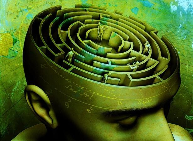 много мыслей в голове