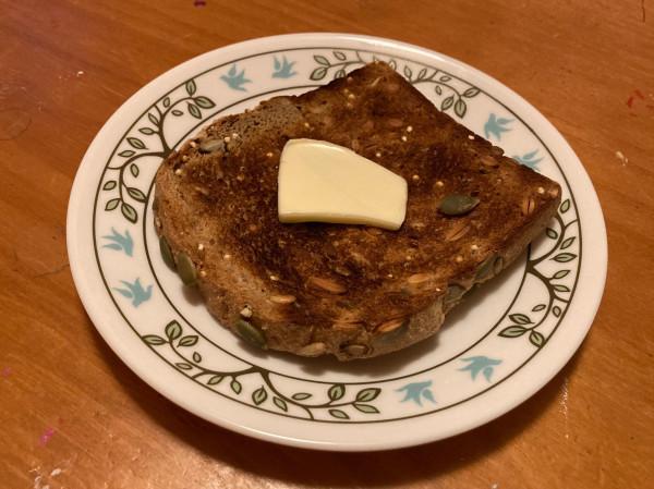 dakota toast