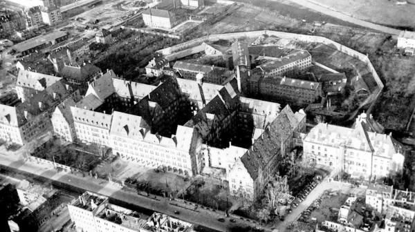 Нюрнберг через 70 лет. История в фотографиях.