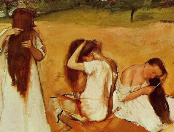 Edgar-Degas-Women-Combing-Their-Hair