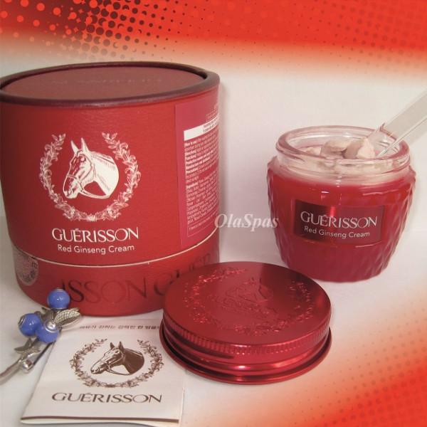 Лошадиная фамилия Guerisson и красный «хрусталь» с конским жиром