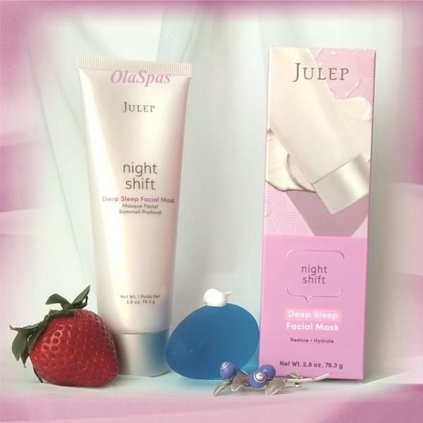 -30% на Julep. Night Shift – ночная перезагрузка кожи с помощью косметических