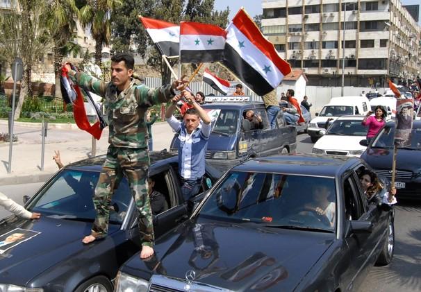 2017 год и война в Сирии - закончится ли ближневосточный конфликт?
