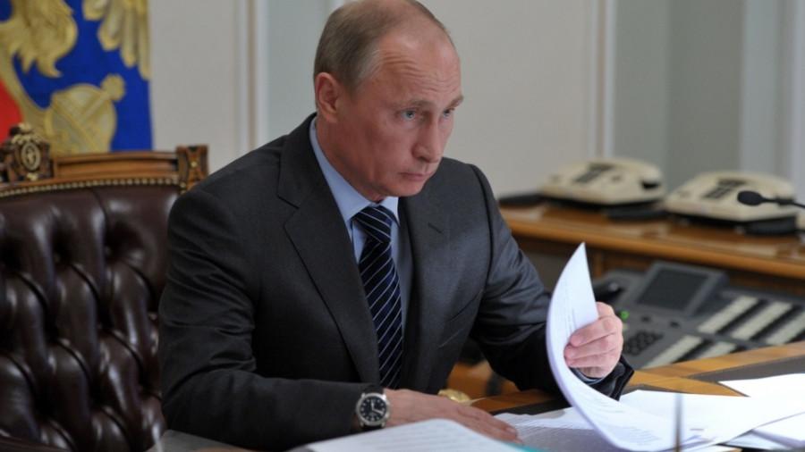 Владимир Путин утвердил Петербург в качестве площадки 137-й Ассамблеи межпарламентского союза