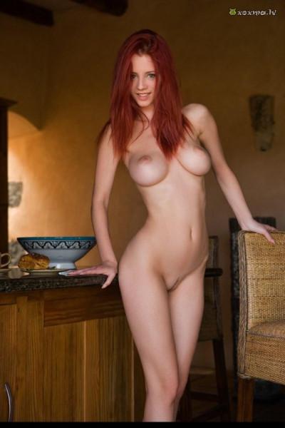 рыжие стройные бабы порно фото