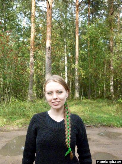 Виктория Бурлакова.