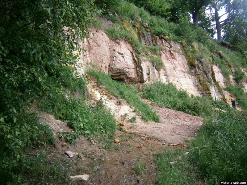 Пещера Графский грот.