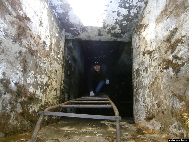 Малая подземная электроподстанция КаУР. Керро.