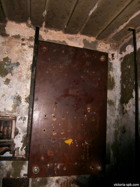 Малая подземная электроподстанция КаУР.