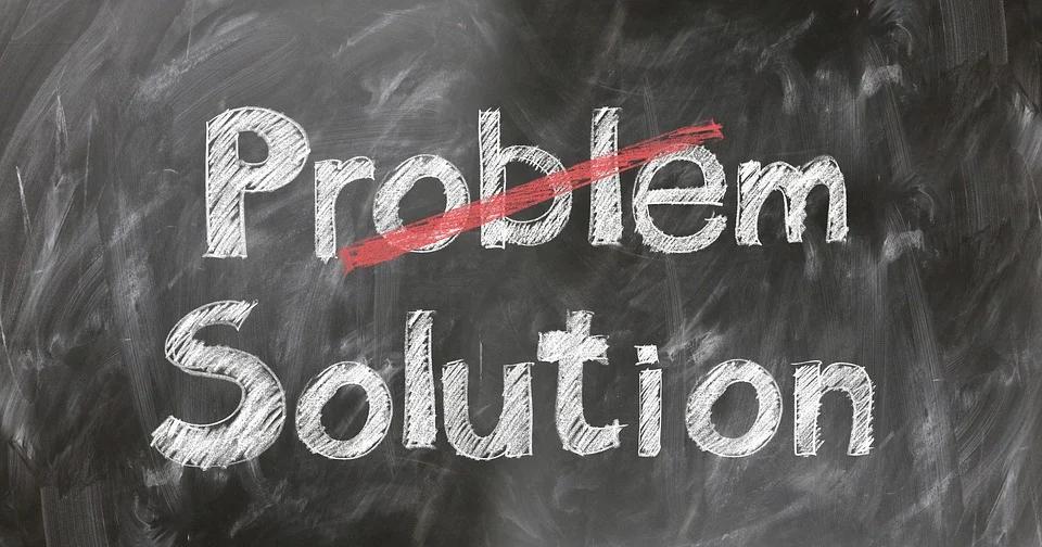 Проблема? Решение! Источник: pixabay.com