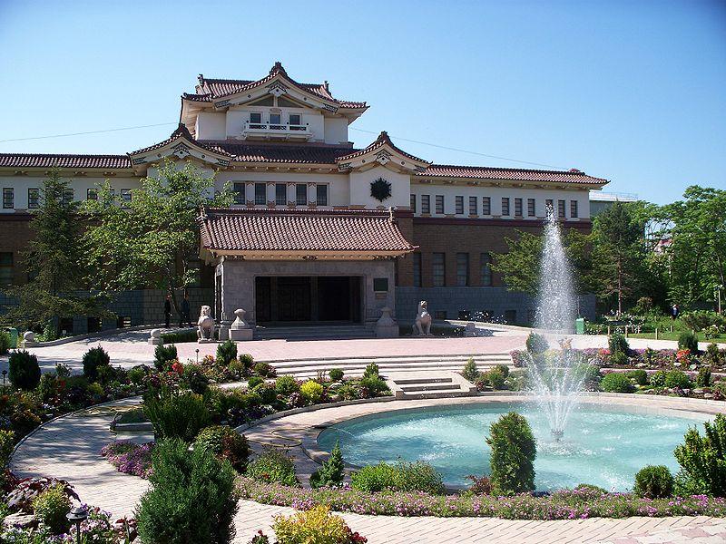 Сахалинский Краеведческий музей. Источник WikiPedia