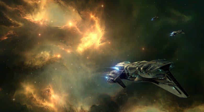 Eve-online скриншот