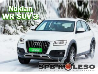 Nokian-WR-SUV3-winter tire test-winner