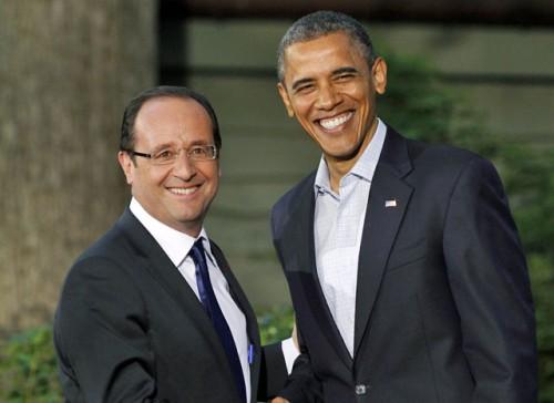 Fran-ois-Hollande-et-Barack-Obama-