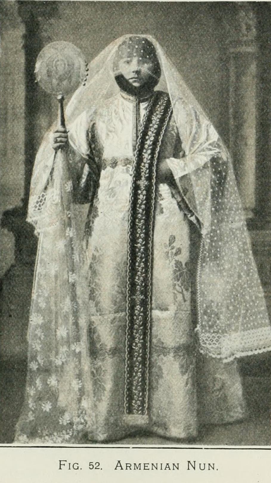 armenian-nun