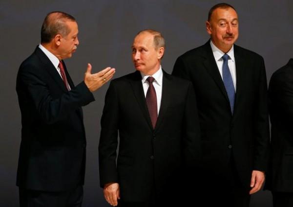 Алиев почувствовал, что настала его очередь: он «кинул» Турцию