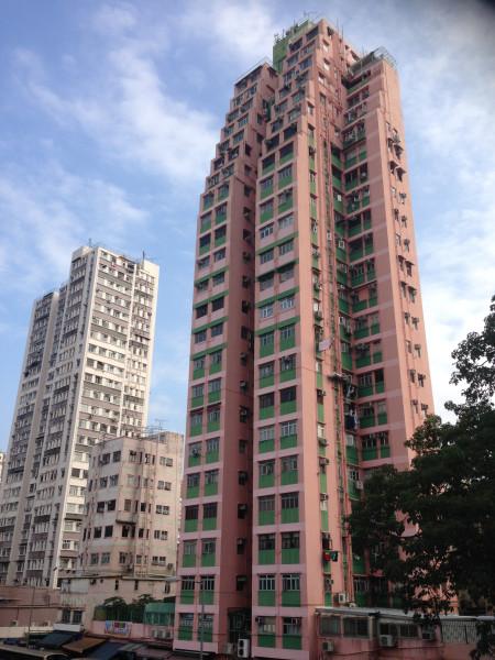 Один день в Гонконге
