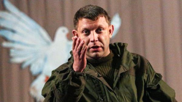 Глава мятежной республики ДНР поддержал президентские амбиции Надежды Савченко