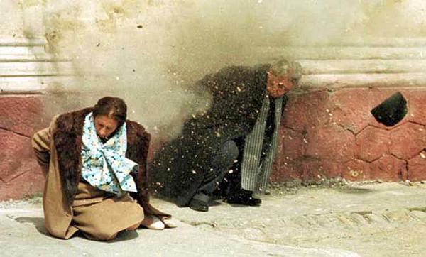 Смерть Николае и Елены Чаушеску