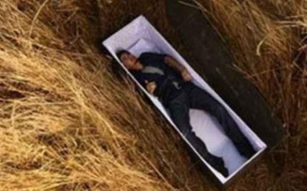 Будьте осторожны, если вы увидели сон, в котором вам пришлось лечь или упасть в открытую могилу.