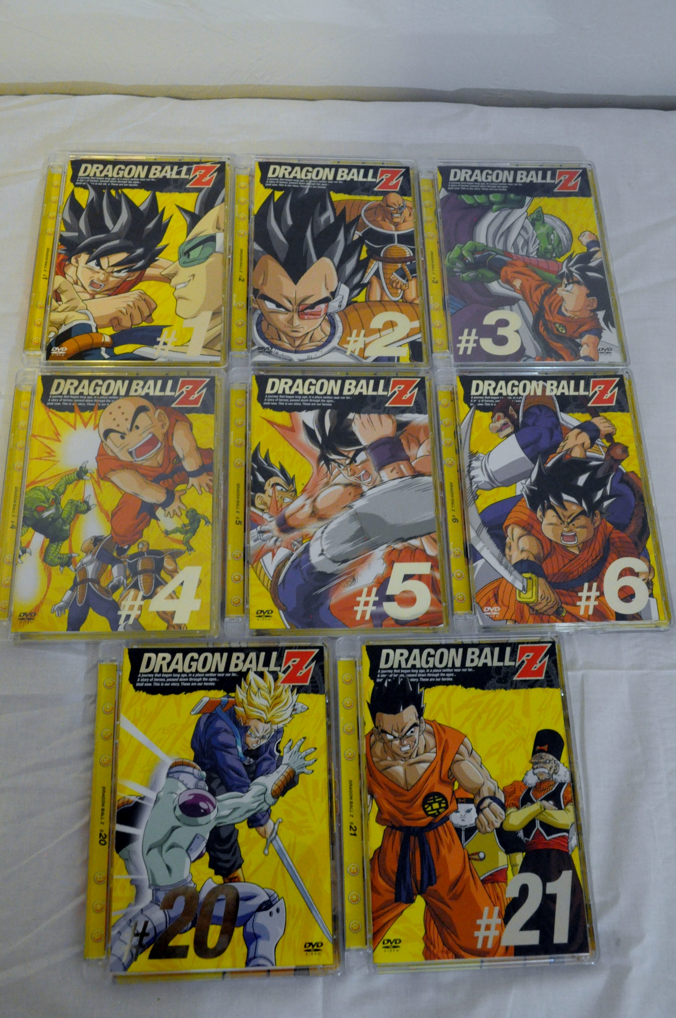 asian collectors edition dvds