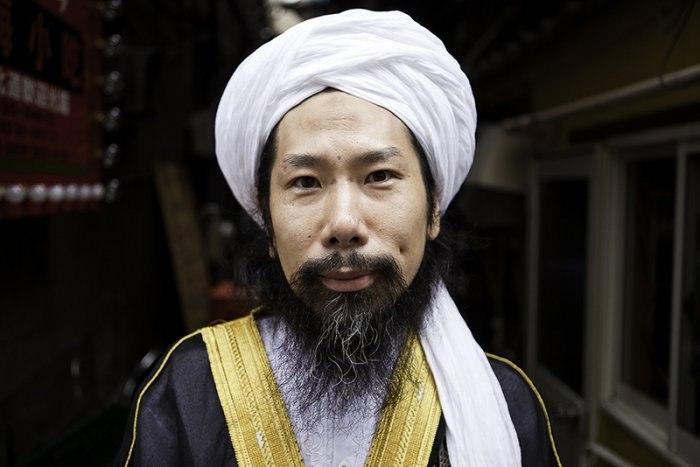 Исламская японса однако