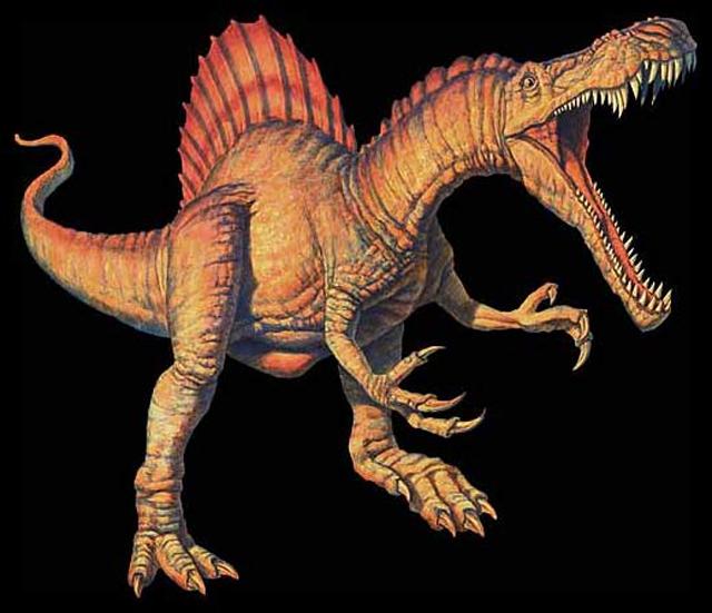 Спинозавр, бля