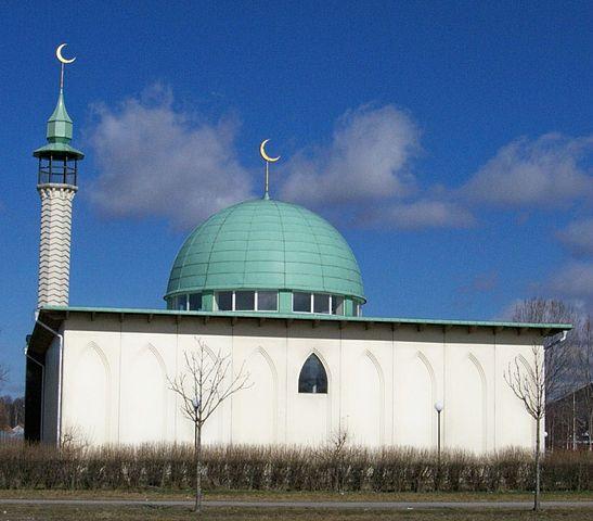 Мечеть в Упсале